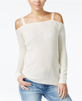 American Rag Cold-Shoulder Sweatshirt, Created for Macy's