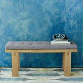 west elm Modern Woodwork Dining Bench