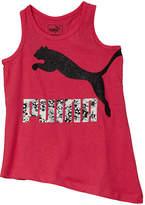 Puma Girls' Graphic Tank