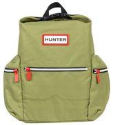 Hunter New Womens Green Original Nylon Backpack Backpacks