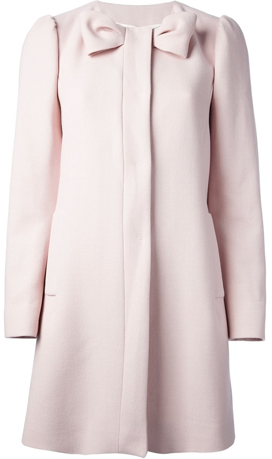 RED Valentino long coat