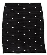 Aqua Girls' Textured Skirt, Big Kid - 100% Exclusive