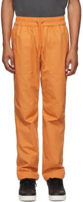 John Elliott Orange Naval Himalayan Pants