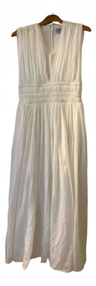 Gabriela Hearst White Linen Dresses