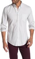 BOSS Rod Check Print Slim Fit Shirt