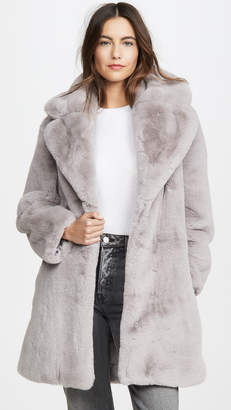 Keepsake Stella Faux Fur Coat
