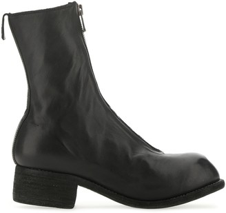 Guidi PL2 Front Zip Boots