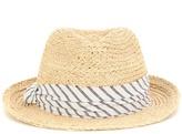 Hat Attack Classic Raffia Hat