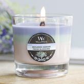 WoodWick Tri-Pour Greenhouse Lilac, Secluded Garden & Fresh Blossoms 10.5-oz. Jar Candle