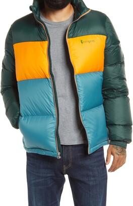 Cotopaxi Solazo Colorblock Down Jacket