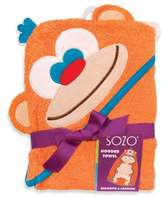 Sozo Monkey Hooded Towel