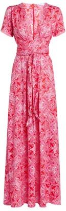 Melissa Odabash Carnival Print Lou Maxi Dress