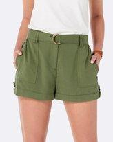 Forever New Scarlett Utility Shorts