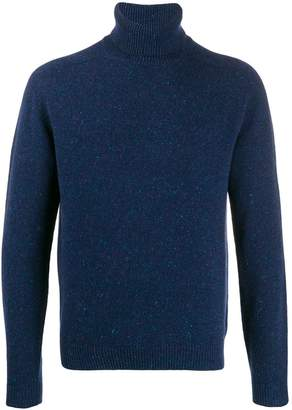 Malo rollneck knit sweater