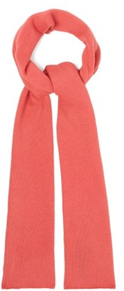 The Elder Statesman Light Cashmere Scarf - Womens - Pink