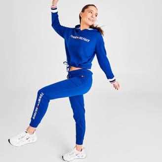Tommy Hilfiger Women's Logo Jogger Pants