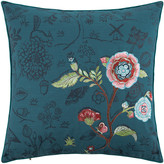 Pip Studio Spring To Life Cushion - 50x50cm - 2 Tone Dark Blue