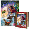 NEW MasterPieces Jigsaw Book Peter Pan 1000pc