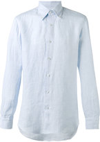 Barba chambray shirt - men - Cotton - 38