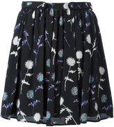 Kenzo 'Dandelion' skirt - women - Silk/Polyester - 34