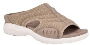 Easy Spirit Women's Traciee Flat Sandals Women's Shoes