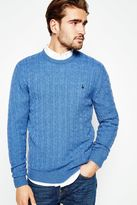 Jack Wills Marlow Merino Crew Neck Sweater