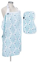 Bebe Au Lait Nursing Cover & Burp Cloth Set
