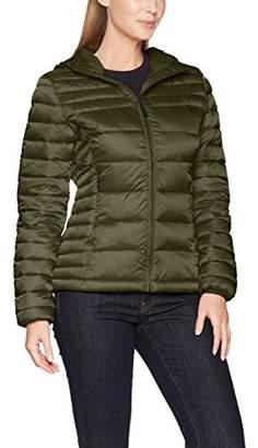 Napapijri Women's Aerons WOM Hood Jacket,Medium