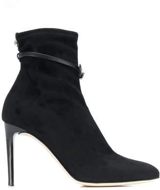 Giuseppe Zanotti Buckle Strap Ankle Boots