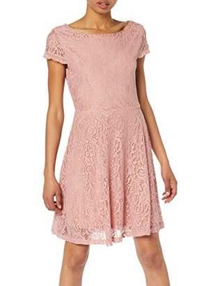 Vero Moda Women's VMSASSA CAPSL Short Dress Boo JRS Skirt, Pink Misty Rose