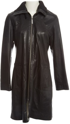 Sita Murt Black Leather Coats