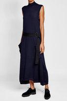Jil Sander Wool Maxi Dress