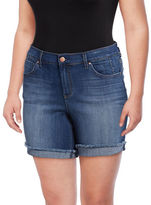 Jessica Simpson Plus Mika Best Friend Midi Shorts
