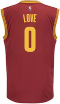 adidas Men's Cleveland Cavaliers Kevin Love Replica Jersey