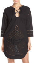 Seafolly Embroidered Cover-Up Tunic