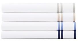 Matouk Meridian Flat Sheet, Full/Queen