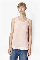 French Connection Polly Plains Vest Top