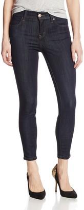 Level 99 Women's Tanya Hi Rise Crop Ultra Skinny Jean