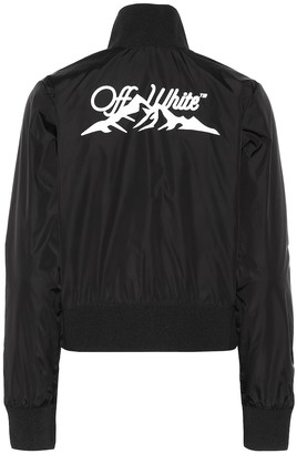 Off-White Exclusive to Mytheresa a track jacket