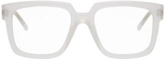 Kuboraum White Maske K3 PL Glasses