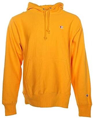 Champion Reverse Weave(r) Pullover Hoodie (Burnt Orange) Men's Clothing