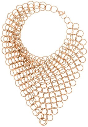 Saskia Diez Gold-Plated Chain Bracelet