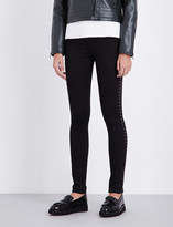 Rag & Bone Dive skinny high-rise jeans