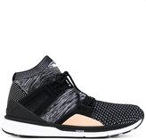Puma elasticated lace-up sneakers - men - Cotton/Nylon/rubber - 7.5