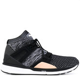 Puma elasticated lace-up sneakers