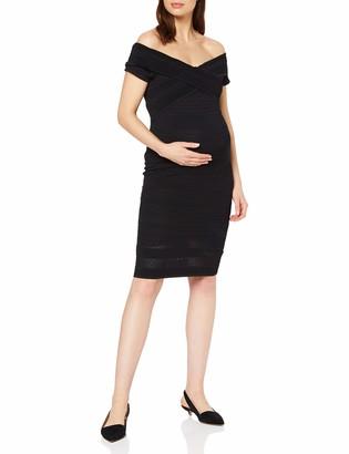 Ripe Maternity Women's Pointelle Knit Dress Cocktail