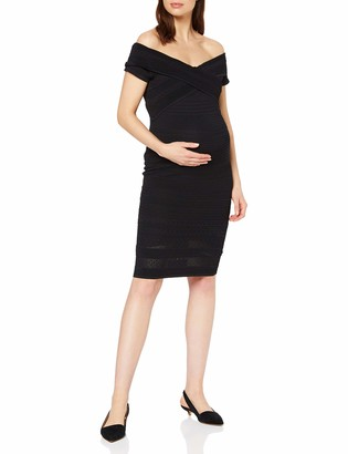 Ripe Maternity Women's Pointelle Knit Dress