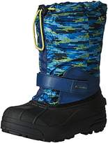 Columbia Girls' Youth Powderbug Forty Print-K Snow Boot