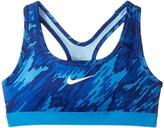 Nike Pro Printed Medium Support Sports Bra (Little Kids/Big Kids)
