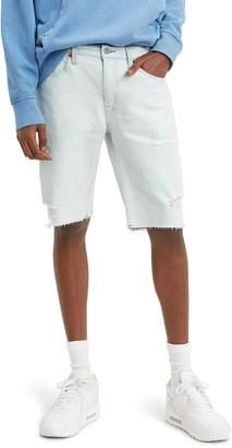Levi's 511(TM) Slim Distressed Cutoff Denim Shorts